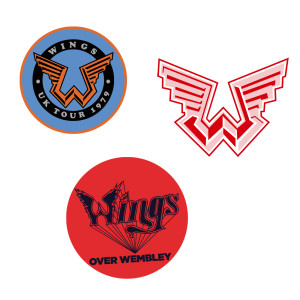 Wings Pin Set