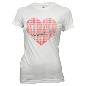 My Love Junior's Babydoll T-Shirt