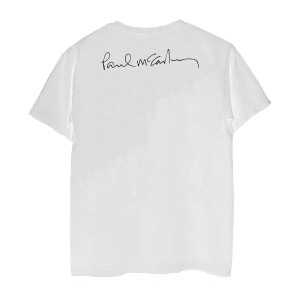 Freshen Up 2018-19 White Tour T-Shirt