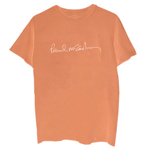 Orange Signature T-Shirt