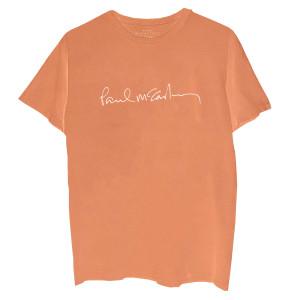 Orange Signature T-Shirt