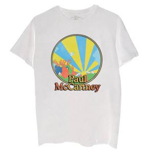 Magic Piano White T-Shirt