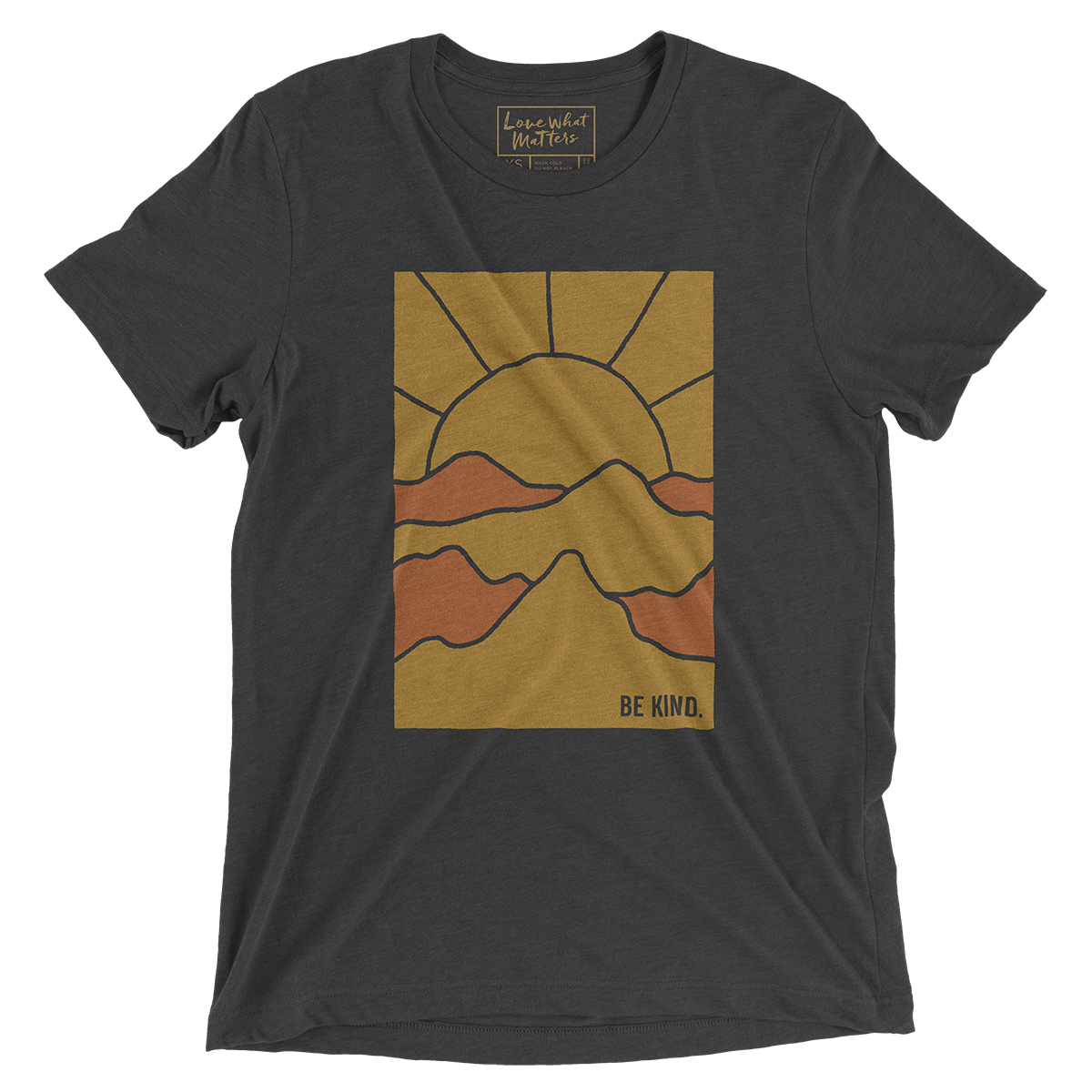 Be Kind Sun T-Shirt