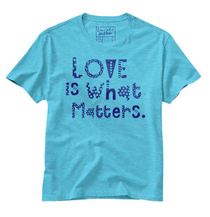 Love Is What Matters Youth T-Shirt