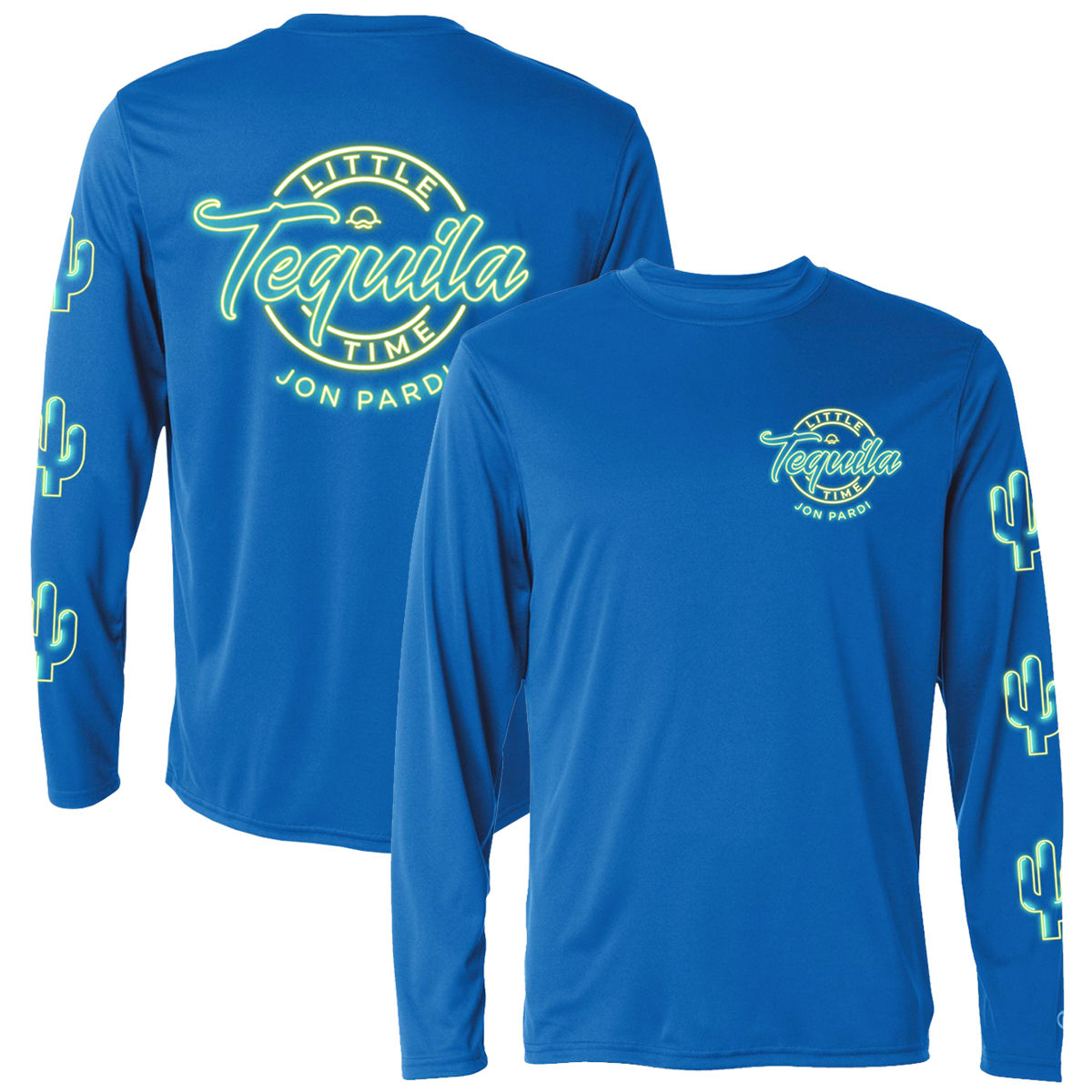 Tequila Little Time Sun Shirt