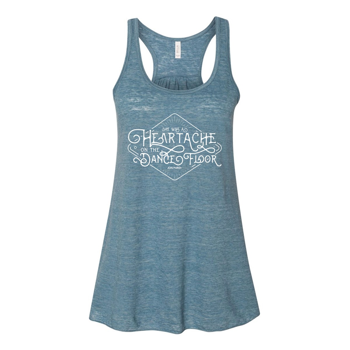 Heartache On The Dance Floor Tank