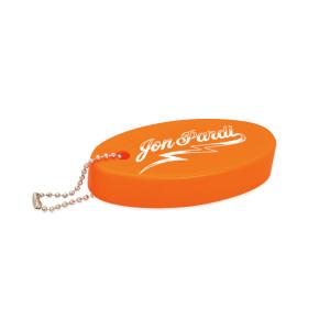 Orange Float Keychain