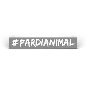 #PARDIANIMAL Sticker