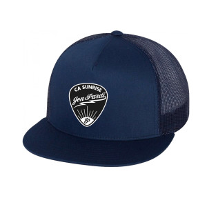 Guitar Pick Trucker Hat