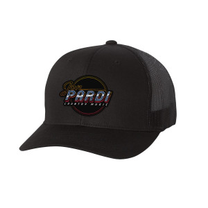 Chrome Logo Trucker Hat