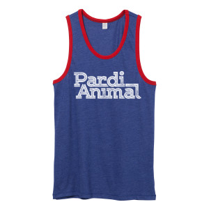 Pardi Animal Men's Tank