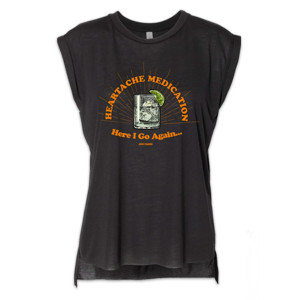 Heartache Medication Women's Tank