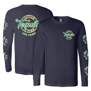 Tequila Little Time Cotton Long Sleeve
