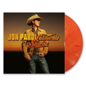 Limited Edition California Sunrise Orange Vinyl