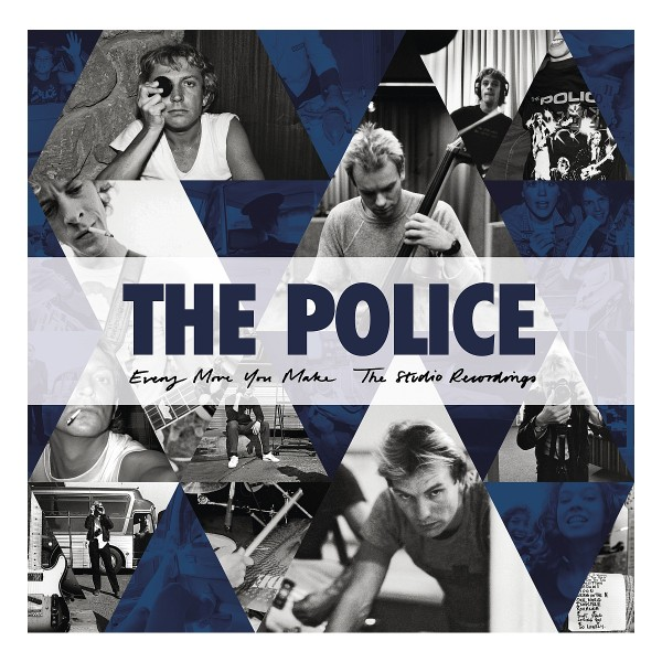 Image result for police the studio recordings""