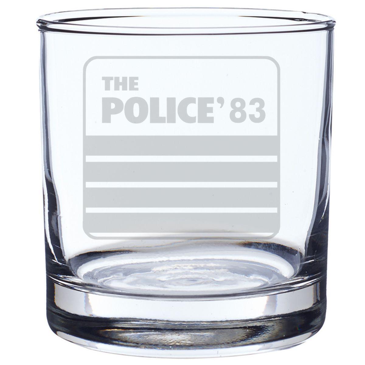 '83 Rocks Glass