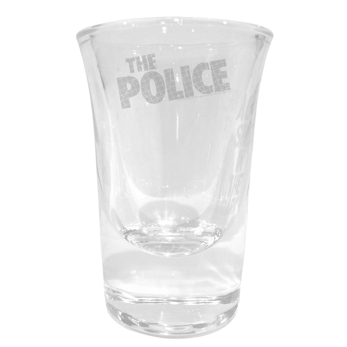 Zenyatta Mondatta Logo Shot Glass