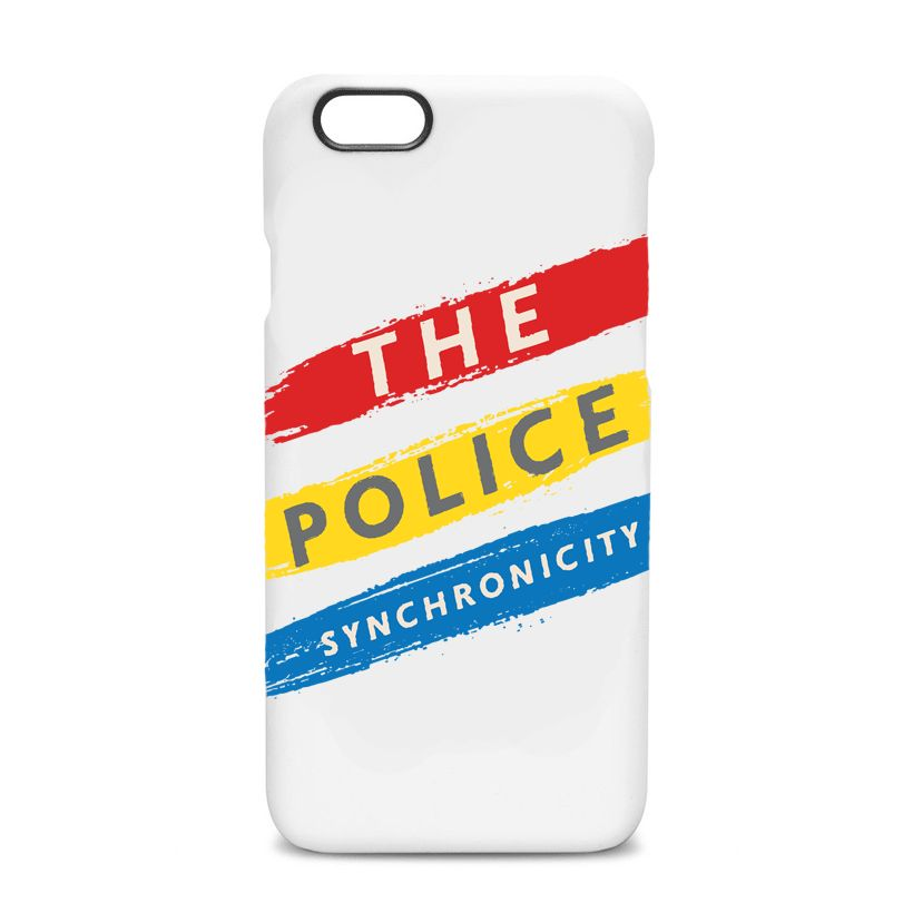 Synchronicity Cell Phone Case