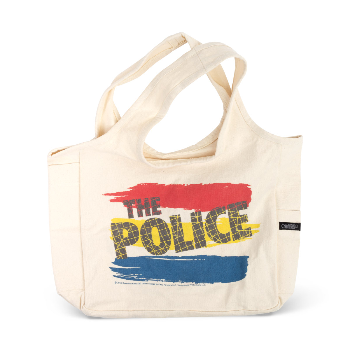 The Police Canvas Bag