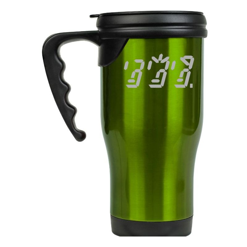 Ghost In The Machine Stainless Steel Travel Mug