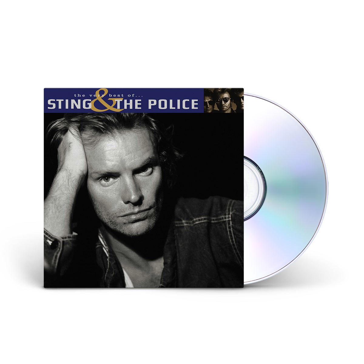 The Very Best Of Sting And The Police CD
