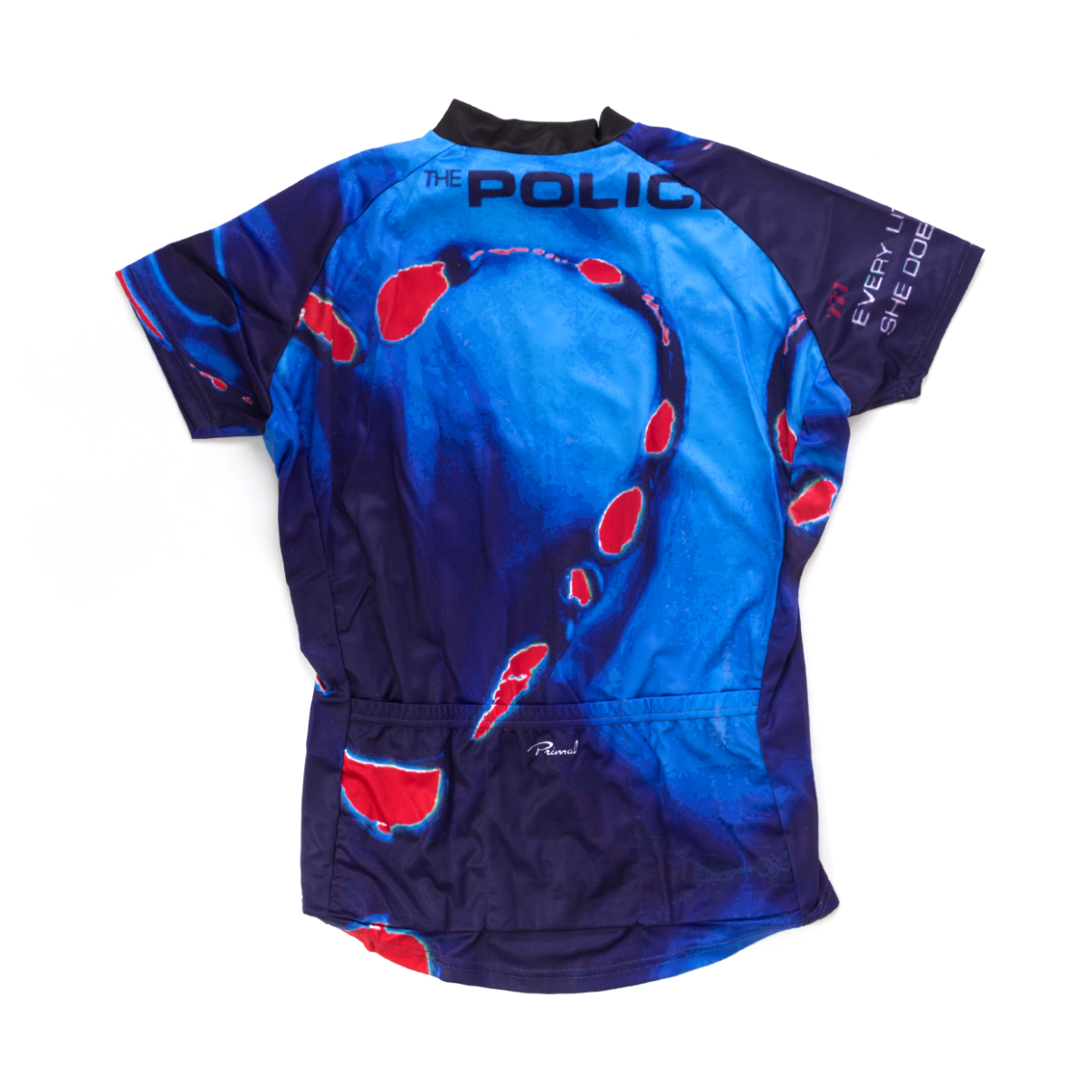 The Police Every Little Thing Cycling Jersey