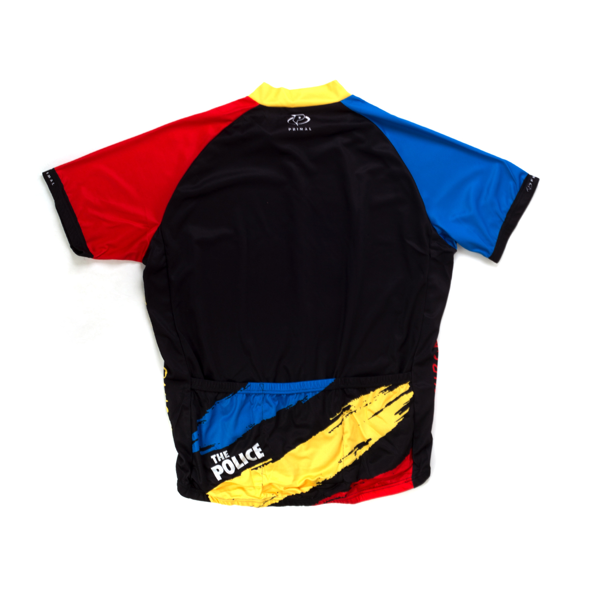 The Police Synchronicity Cycling Jersey
