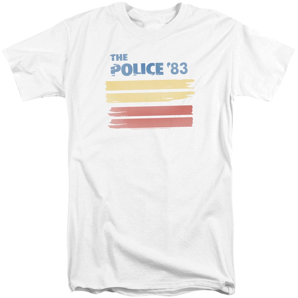 83 White Logo