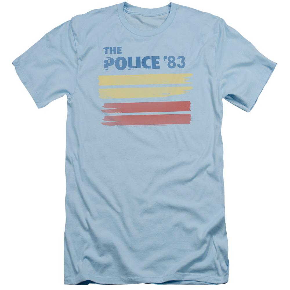 83 Blue Logo