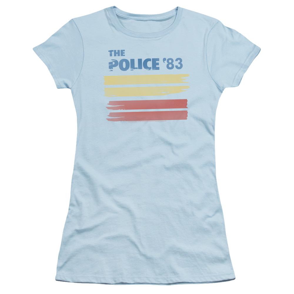 83 Blue Jr. Logo