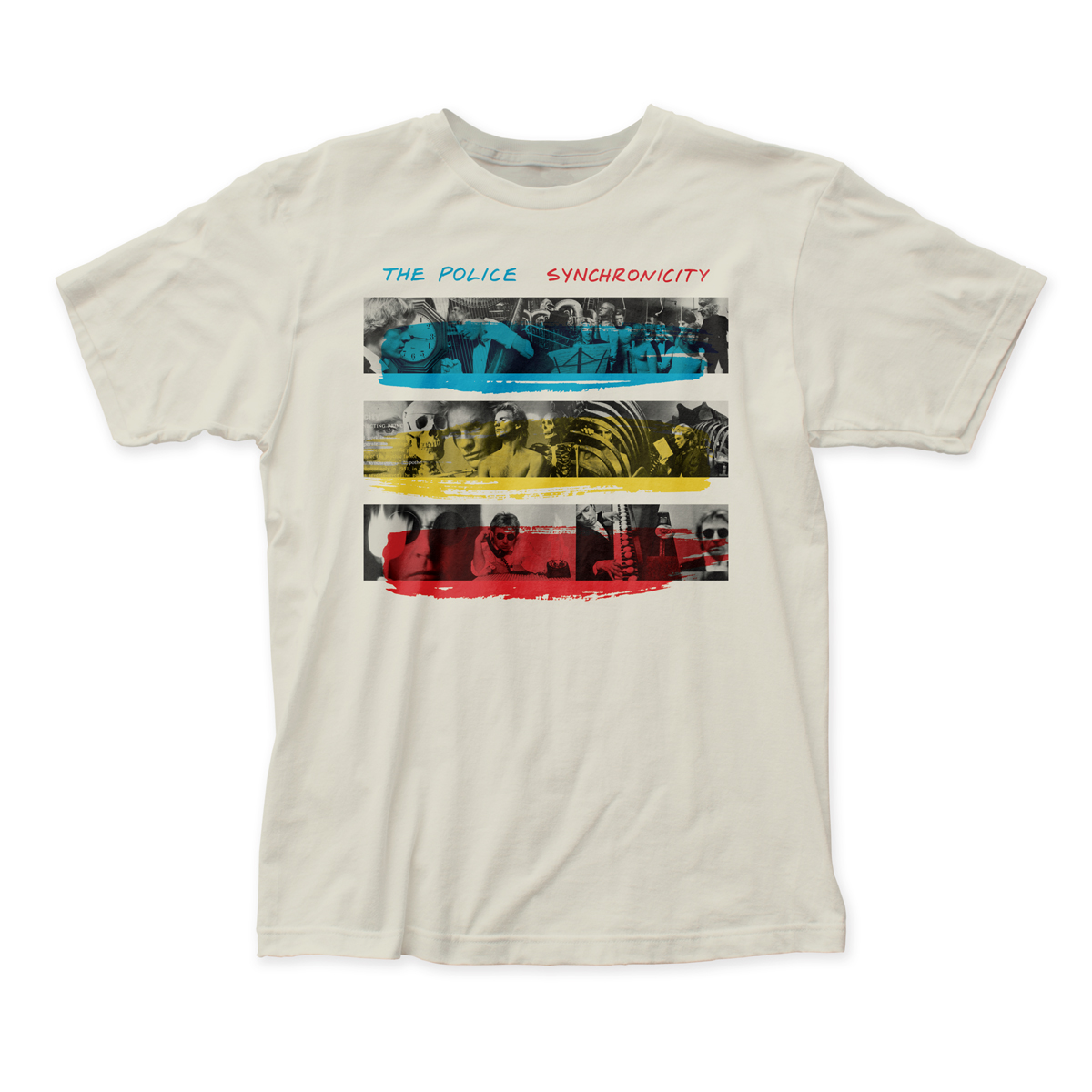 The Police  - Synchronicity T-Shirt