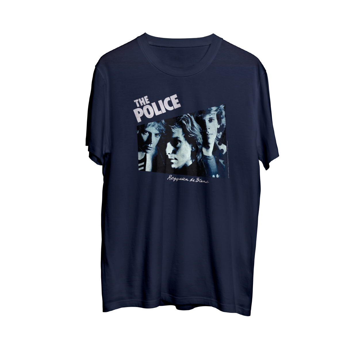 The Police Reggatta de Blanc Photo T-Shirt