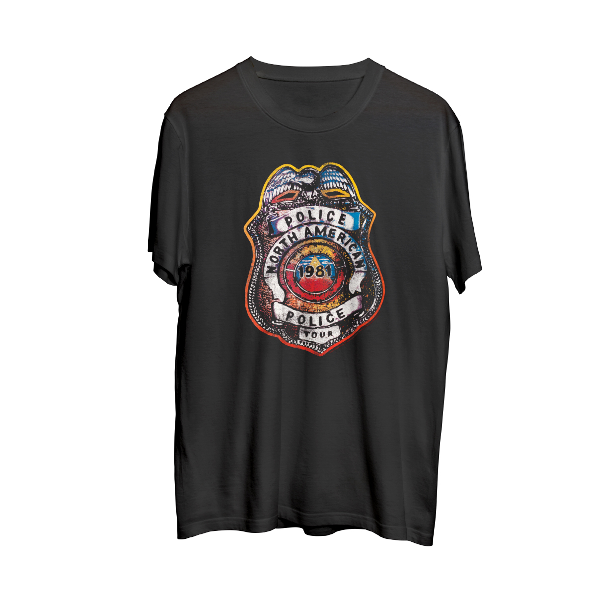 The Police Shield T-Shirt