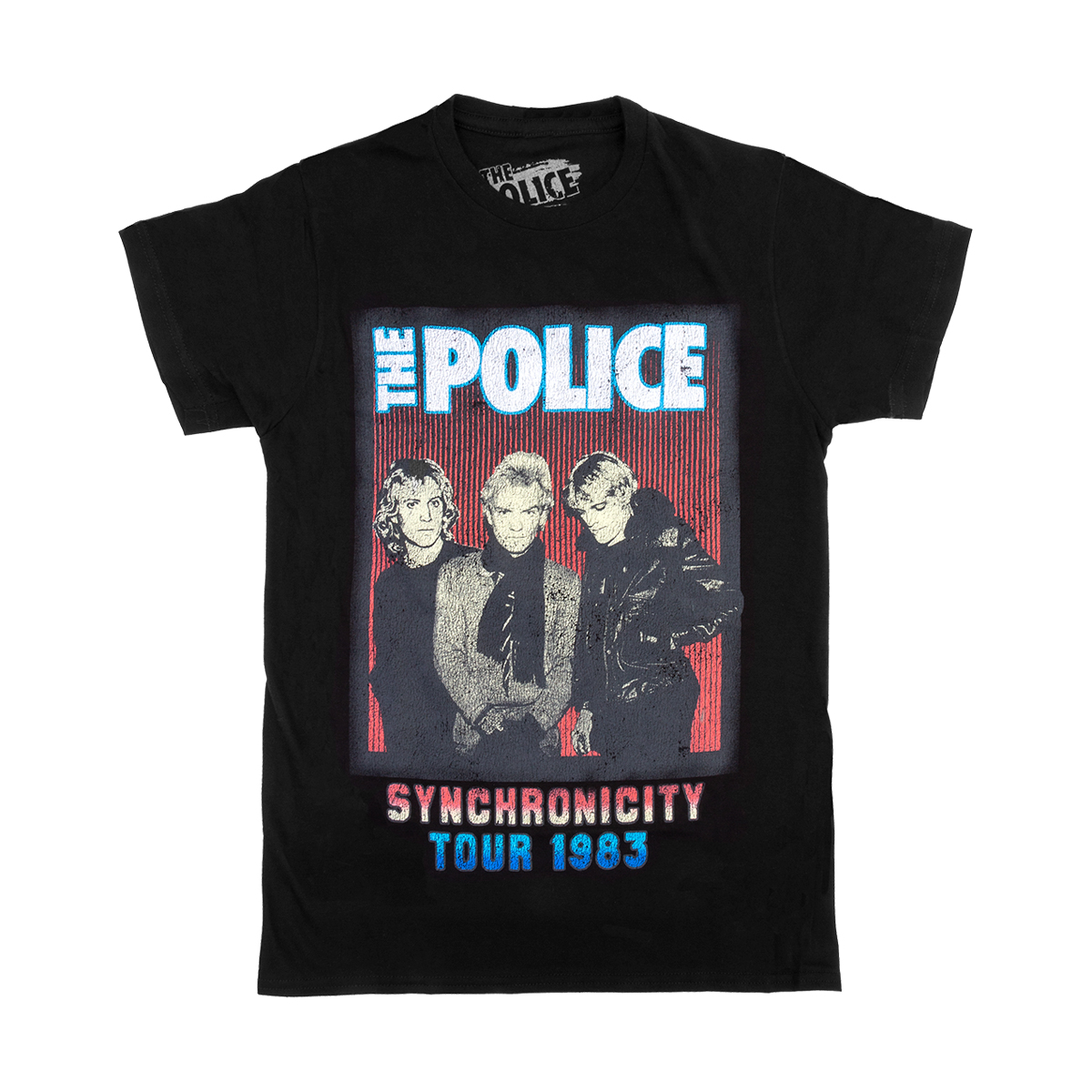 The Police Synchronicity Tour T-shirt