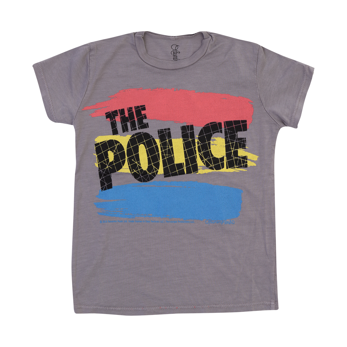 The Police Lauren Moshi Piglet Basic Youth T-shirt