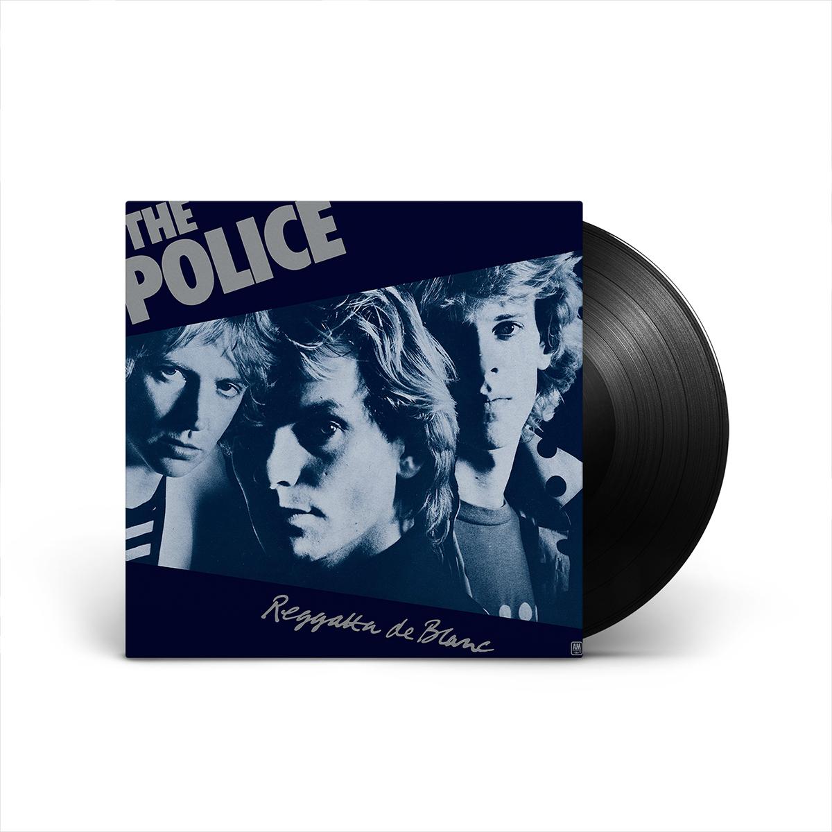 The Police Regatta de Blanc LP (2019 Reissue)
