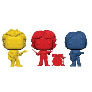 The Police Funko Pop! Rocks Vinyl 3 Pack