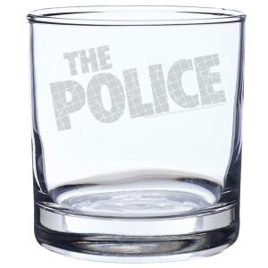Zenyatta Mondatta Logo Rocks Glass