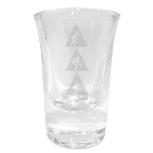 Triangles Shot Glass