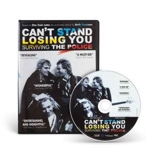 Can't Stand Losing You [DVD]