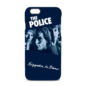 Reggatta De Blanc Cell Phone Case