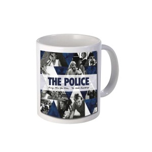 The Police Every Move You Make Mug
