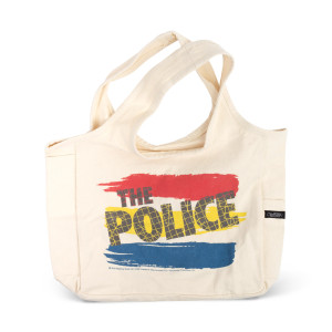 The Police Canvas Bag