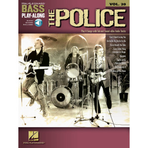 The Police Bass Play-Along
