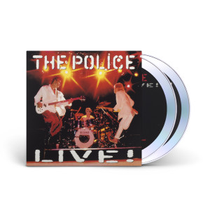 Live! CD [2 Disc Set]
