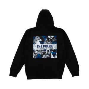 THE POLICE EVERY MOVE YOU MAKE ZIP HOODIE