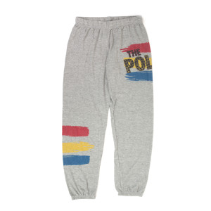 The Police Grey Sweatpants