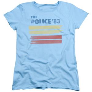 83 Blue Womens Logo
