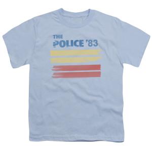 83 Blue Youth Logo