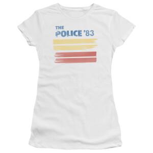 83 White Jr. Logo